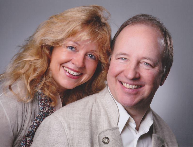 Carola und Prof. Dr. Stefan Gierl